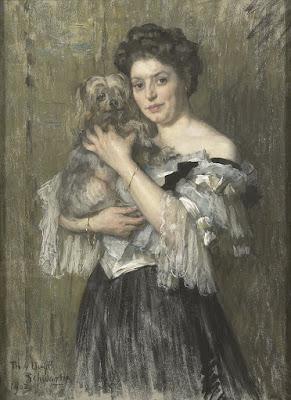 Maria Catharina Josephine Jordan, Thérèse Schwartze