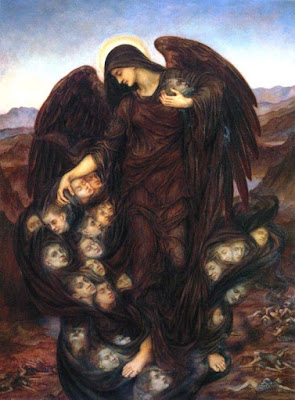 The Field of the Slain (1916), Evelyn de Morgan