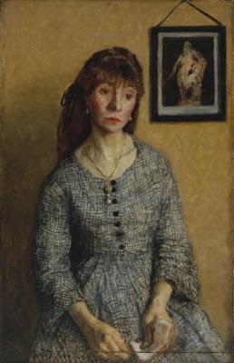 Chloë Boughton-Leigh (1904), Gwen John