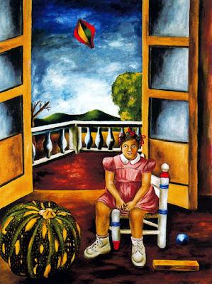 La Nina Indiferente (1947), Maria Izquierdo