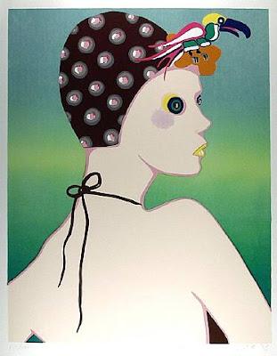 Crazy Bird (1978), Kiki Kogelnik