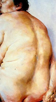 Autoportrait, Jenny Saville