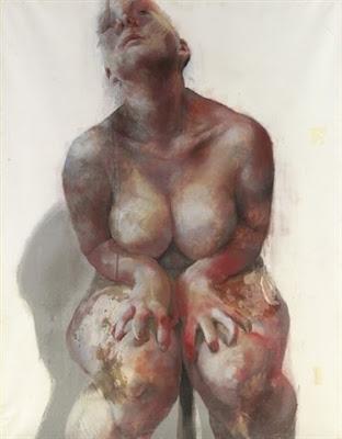 Autoportrait (1992), Jenny Saville