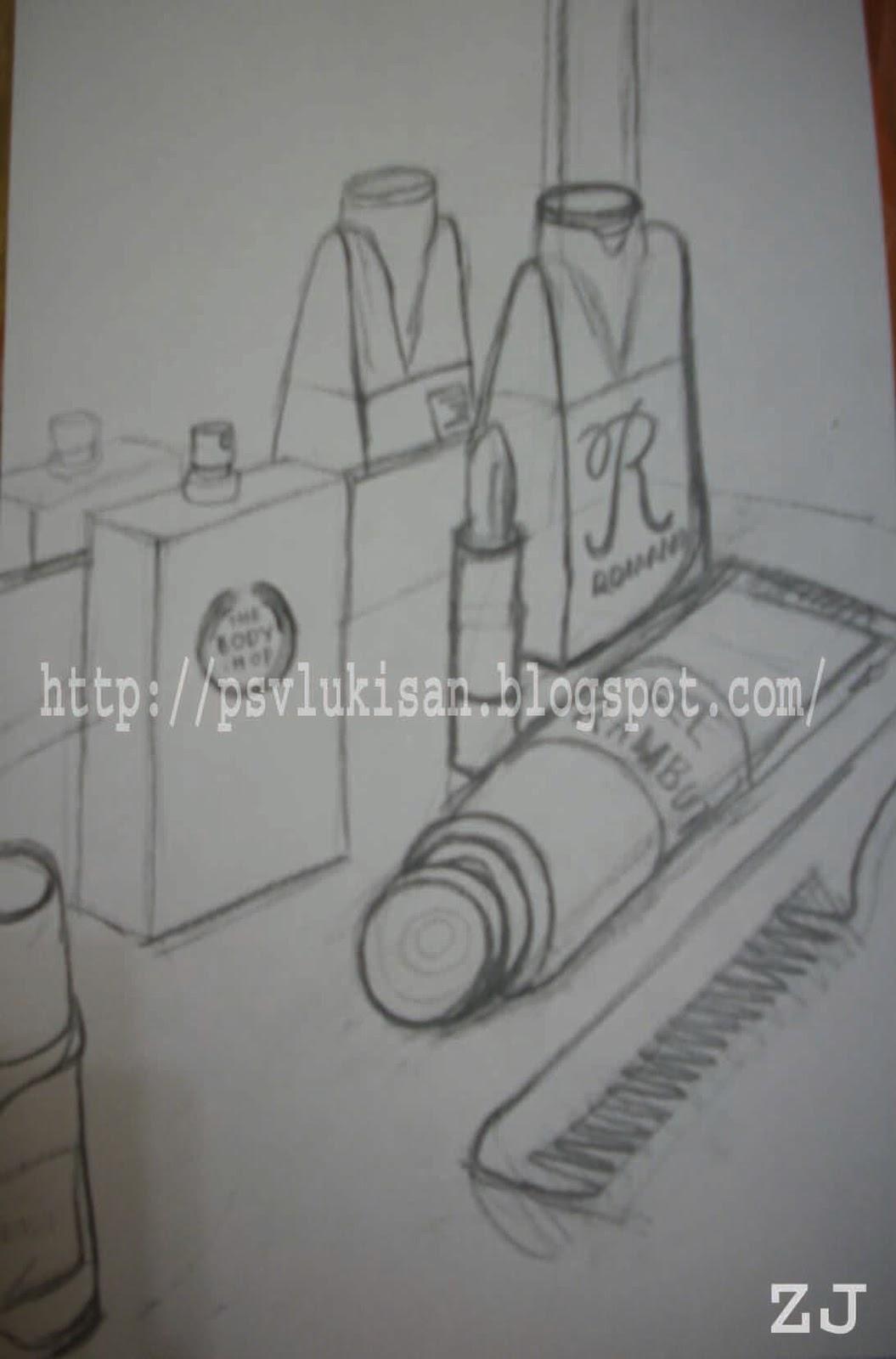 Pendidikan Seni Visual (lukisan): SOALAN SPM 2010 kertas 2