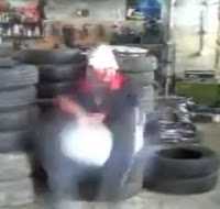 airbag tonto