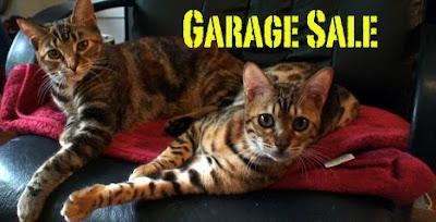 Henson S Hell Cat Clips Garage Sale