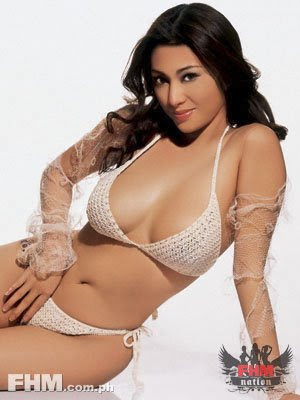 Hottest and Sexiest FHM Celebrites 2008: Rufa Mae Quinto