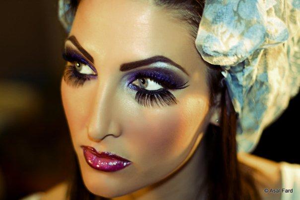 heidi montag fashion: pirate girl makeup - photo#32