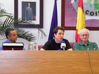 Toni Herrera, Salvi Sánchez y Paco Puche