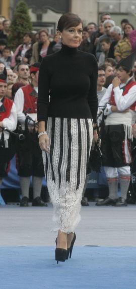 Soledad Savedra Premios Principe de Asturias