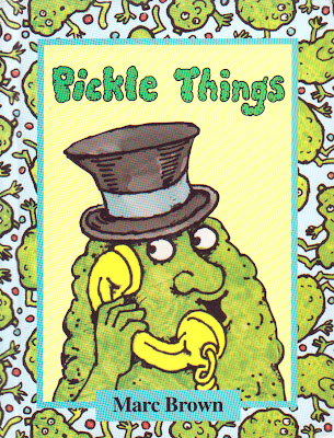 Image result for the book pickle things