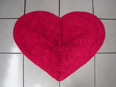 Corações para quartos de Garotinhas e marmajos