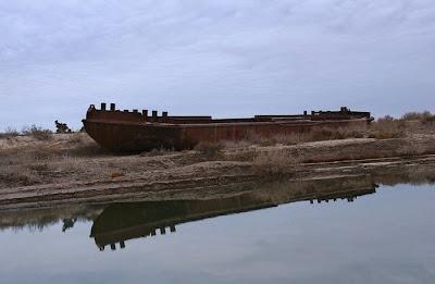 aral sea 15 Aral Sea, Laut Yang Mengering