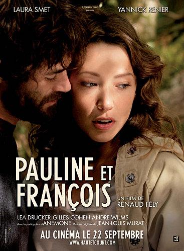 Pauline et François affiche
