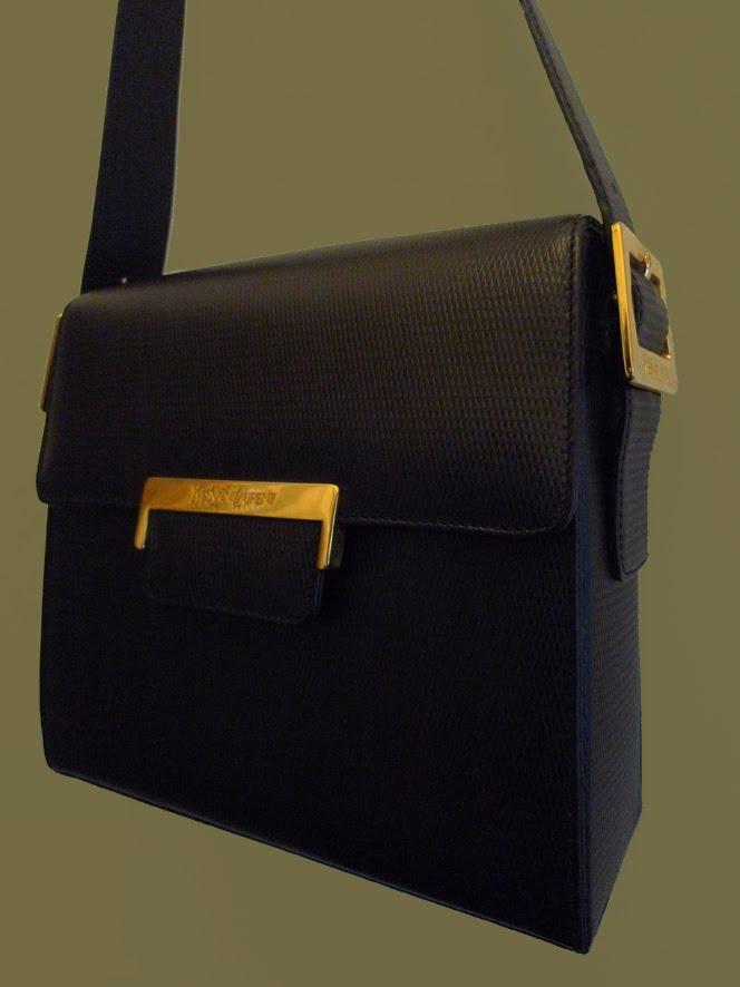 c412cb4d68c LaLi Shop :: Yves Saint Laurent vintage bag