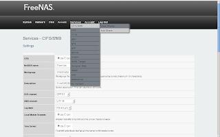 FreeNAS 8 alpha: How to use it | FreeNAS - Open Source