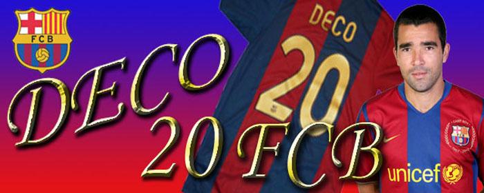 Deco 20 fcb blog - videos resumen, fotos y noticias