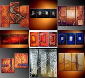 Cuadros al oleo y pinturas