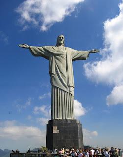 Kristusstatuen i Rio de Janeiro
