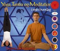 """Omslaget til """"Yoga, tantra og meditation"""""""