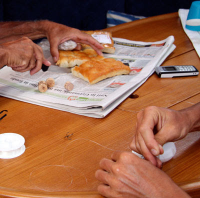il pane per il nattello