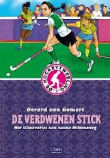 Cover van De Verdwenen Stick