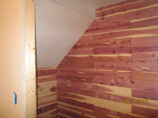 How To Install Aromatic Cedar In A Closet A Concord