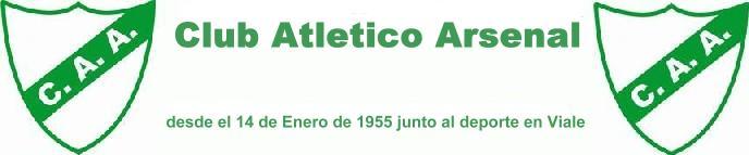 Sitio Oficial CLUB ATLÉTICO ARSENAL