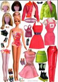 dress up barbies