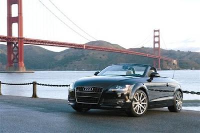 Audi TT Technical details
