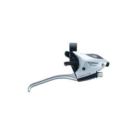 Hard to find bike parts Shimano Altus Left Hand Shifter M370 3 Speed Shifter Left Hand