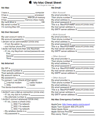 picture regarding Password Cheat Sheet Printable identified as Mea Vita: Carpe Diem: On line Cheat Sheet