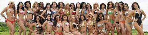 Miss World 2010: Candidatas - Contestants