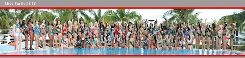 Miss Earth 2010, the 10th edition of Miss Earth beauty pageant