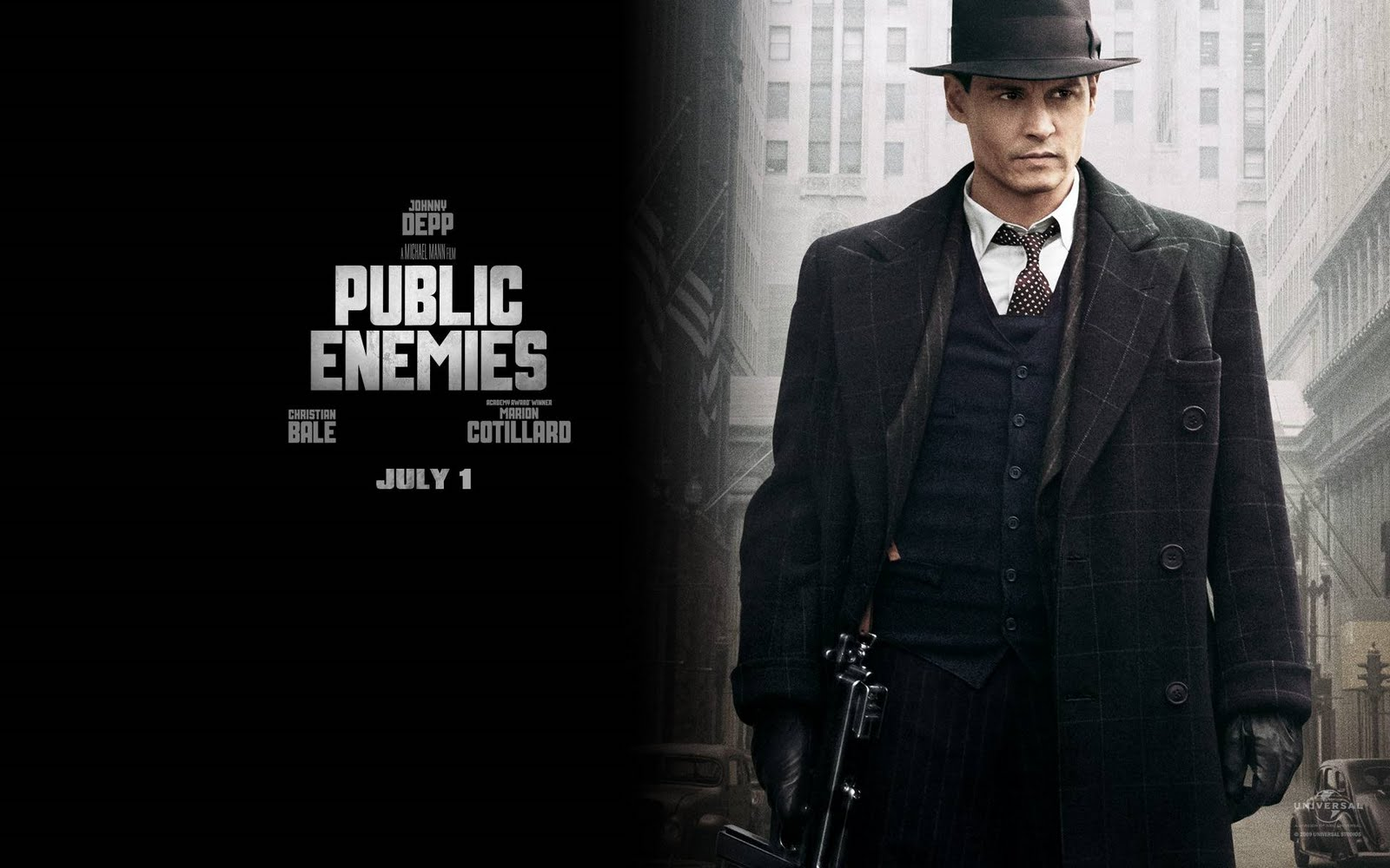 How Many Stars For That Public Enemies 2009 Movie Review