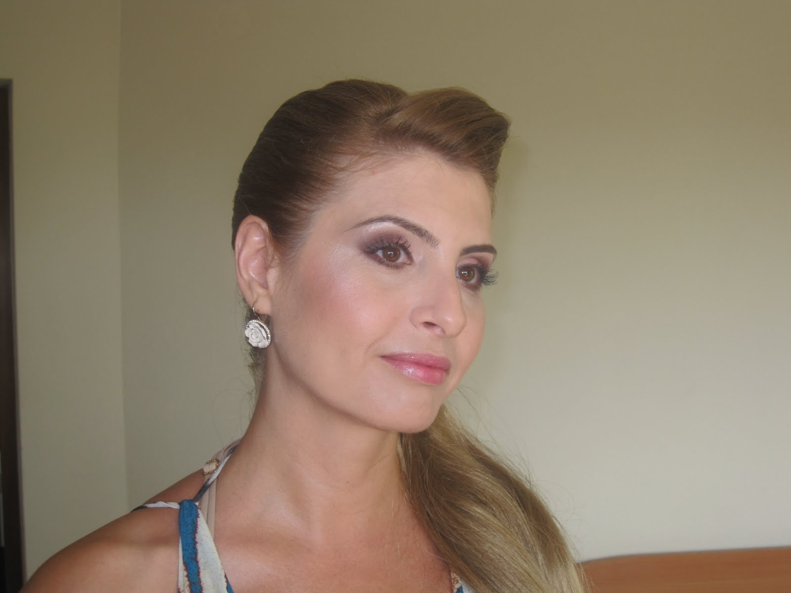 Machiaj Corector Transformare De Look Suzana Visan Professional