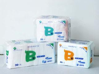 B爽卫生巾