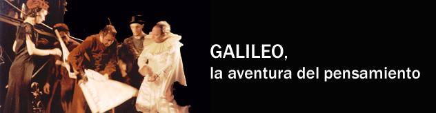 Galileo, la aventura del pensamiento