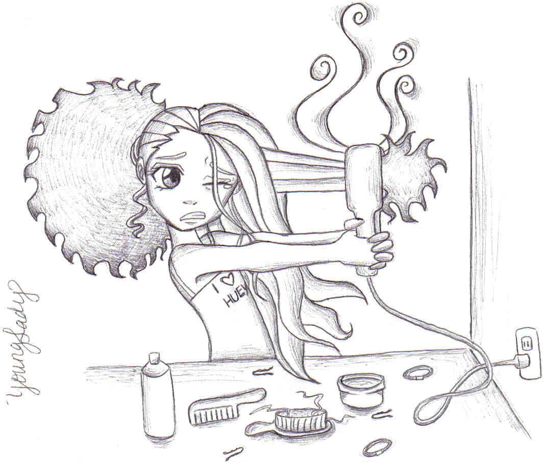 Brownstone Blog: I Am Not My Hair
