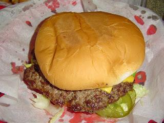 San Antonio Burger Blog Review 12 Armadillo S