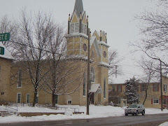 Methodist Church---Evansville, Wi.