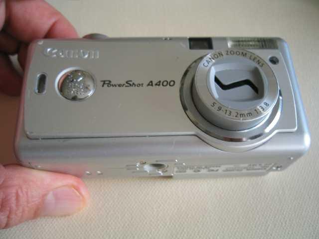 Repair Of Stuck Lens Covers
