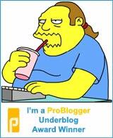 Underblog Award