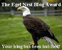 Egel Nest Blog Award