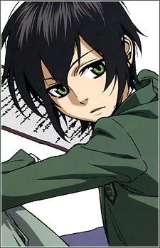 Manga Review: Nabari no Ou (The Ruler of Nabari) *eg* Nabari No Ou Characters