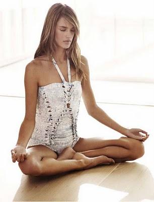 Meditation Techniques Burmese Posture Cross Legged Comfortable Sitting Position for Meditating