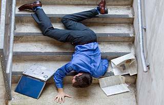 Stair Fall