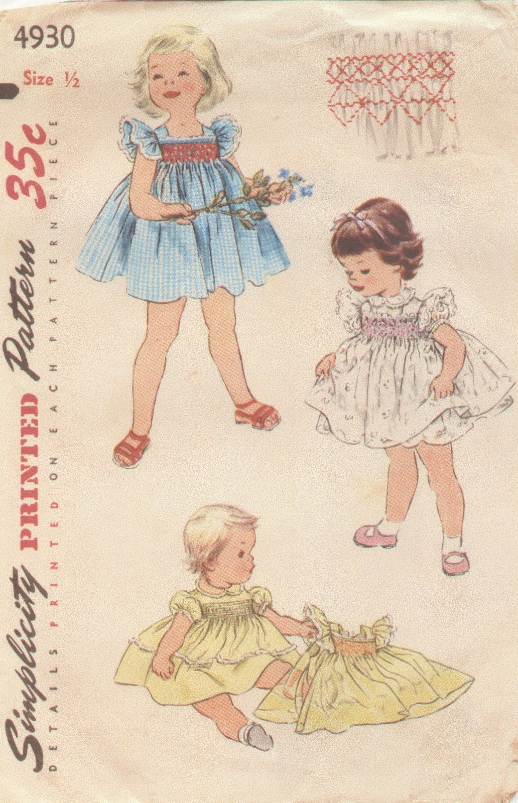 Creations By Michie` Blog: Vintage Baby Dress