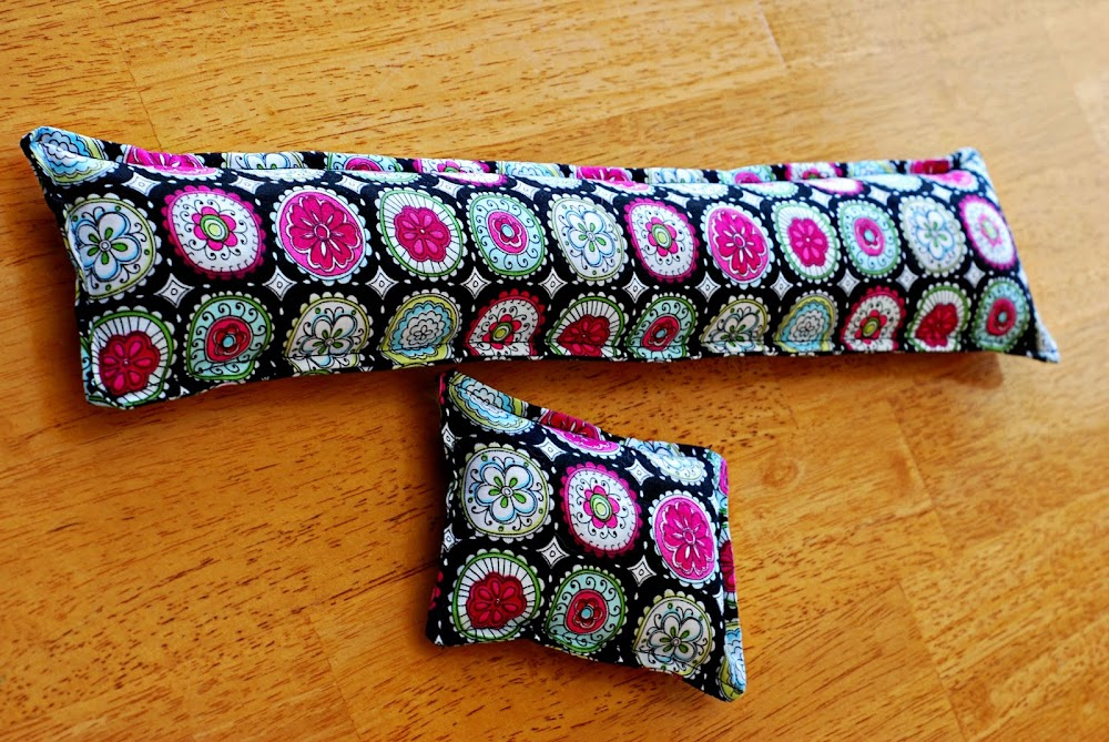 Keyboard Wrist Rest | Clever Sewing Projects To Upcycle Fabric Scraps
