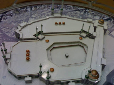Rencana Pembangunan dan Perluasan Masjidil Haram dan Masjid Nabawi